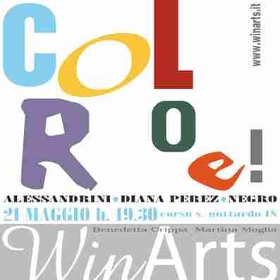 21 maggio 2009 – Colore
