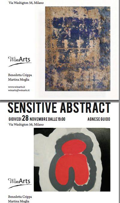 28 novembre 2013 – Sensitive Abstract