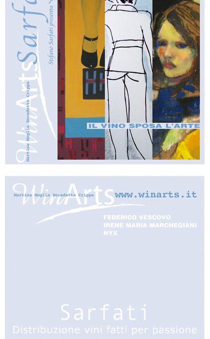 3 dicembre 2009 – Il Vino Sposa l'Arte