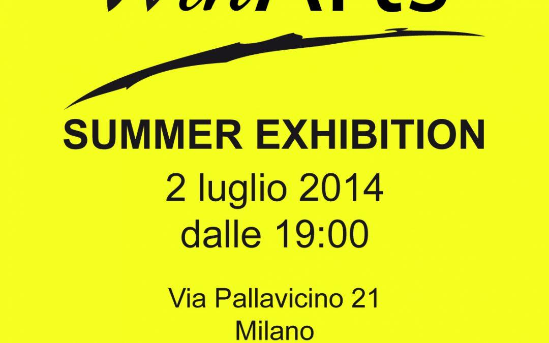 2 luglio 2014 – Summer Exhibition