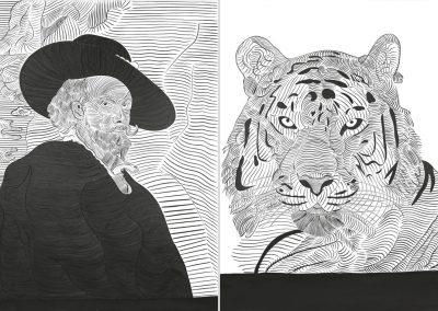 Rubens e Tigre