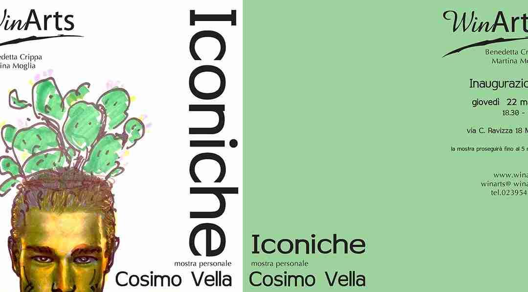 22 Marzo 2018 ICONICHE