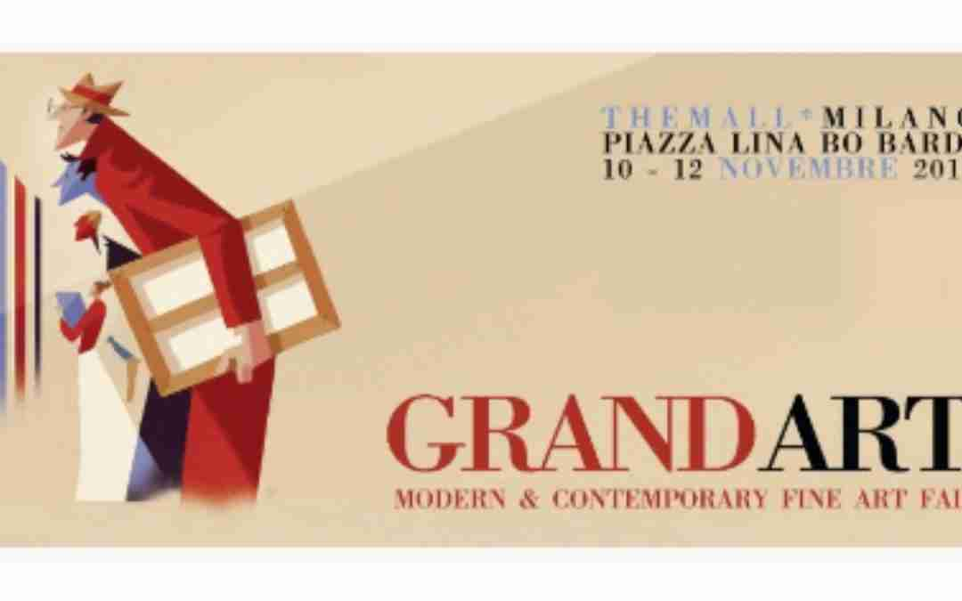 10-12 novembre 2017 – Grand Art 2017