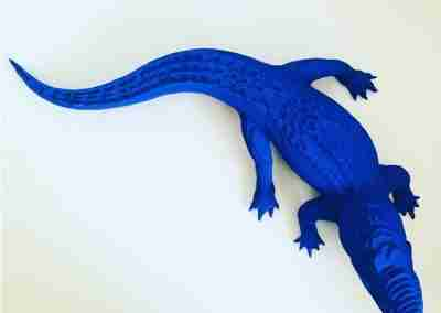 Blue Crocco