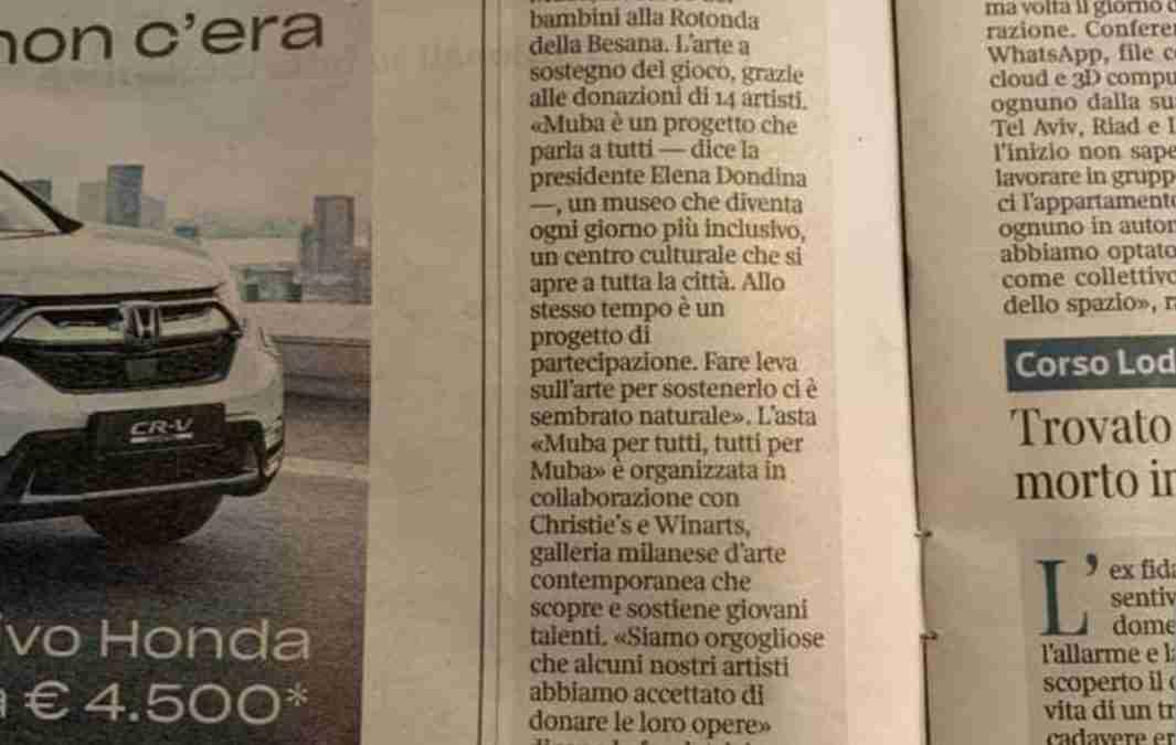 Corriere della Sera 07.11.2019