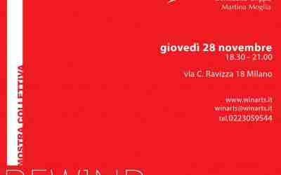 28 novembre 2019 – REWIND | La mostra collettiva per il Thanksgiving