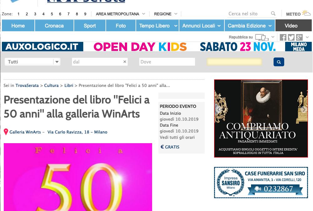 Repubblica.it 10.10.2019
